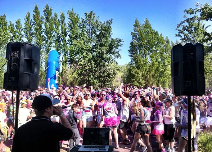 Corporate 5k Run - San Ramon, CA