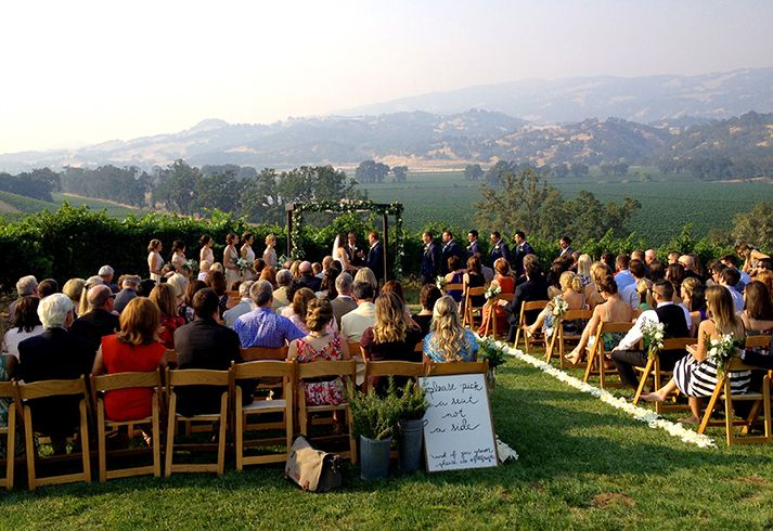 Wedding - Napa, CA
