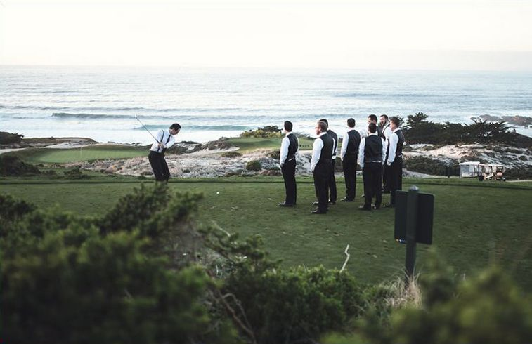 Wedding - Pebble Beach, CA