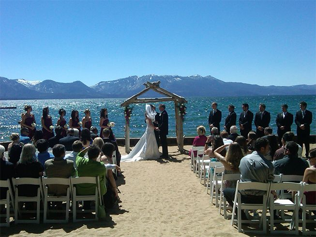 Wedding - South Lake Tahoe, CA